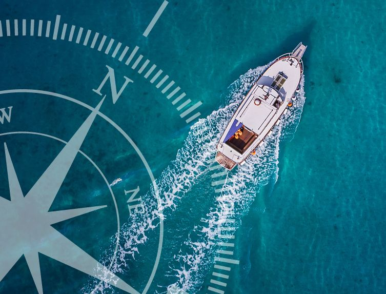 Ortungssystem Boote