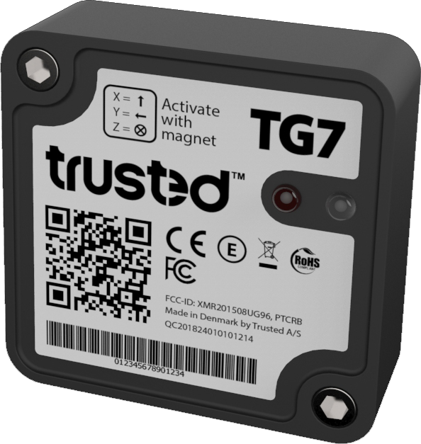 trusted TG7 IoT-Ortungsgerät